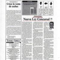 La nueva Ley Concursal I