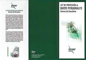 proteccion datos Estay Systems