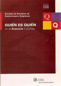 quien es quien asesoria española