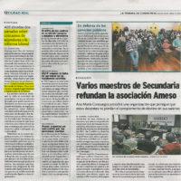 Jornada sobre la reforma laboral 2012