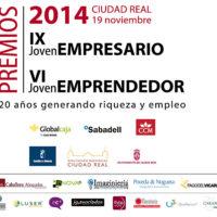Premios Joven Empresario y Joven Emprendedor 2014