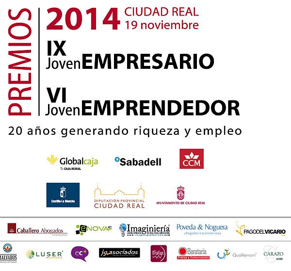 premio joven empresario 2014